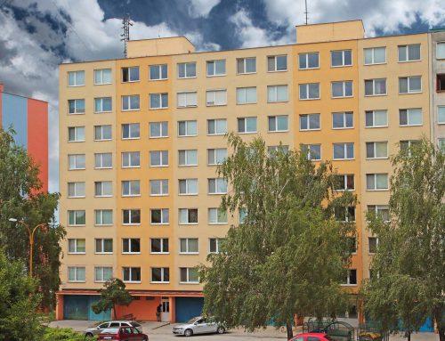 Obnova bytového domu – Krosnianska
